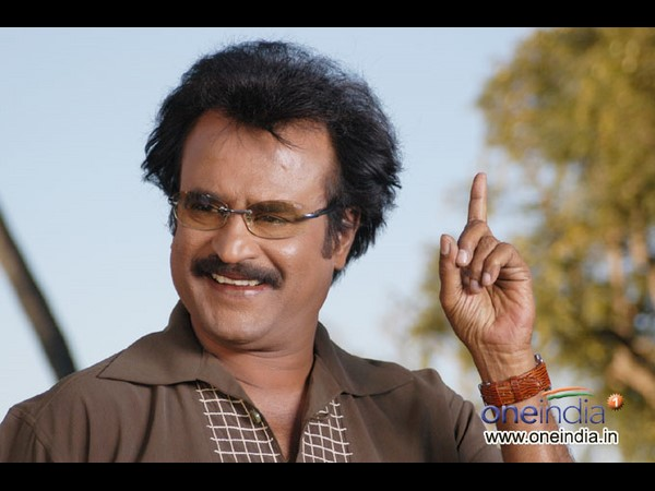 Holi Festival : A special day in Superstar Rajinikanth life