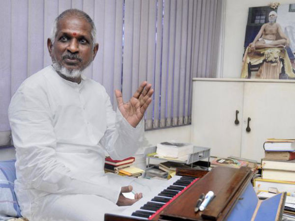 Ilayaraja's songs cannot be used without permission