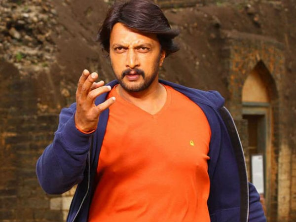 Kannada Actor Kiccha Sudeep to direct a Fantasy-fiction film