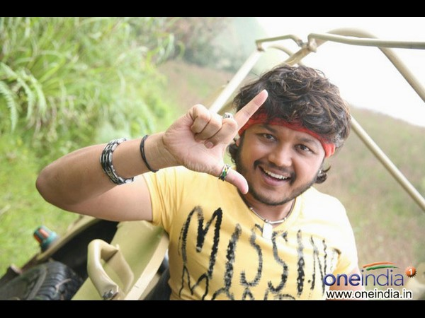 Kannada Actor Ganesh to direct a movie soon?