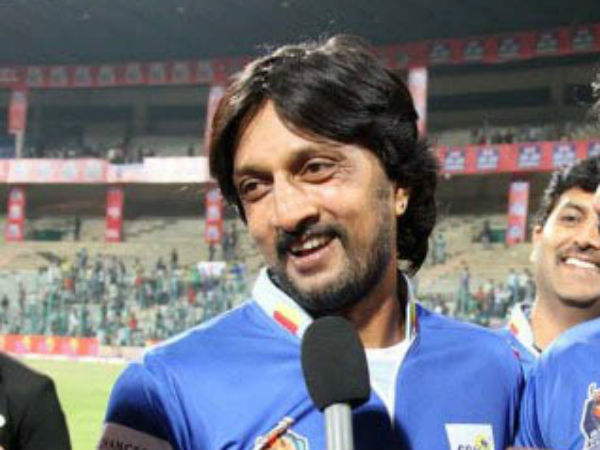 Kichcha Sudeep back to Twitter