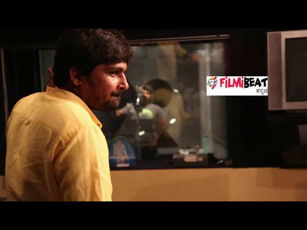 Watch 'Ranavikrama' making song sung by Puneeth Rajkumar