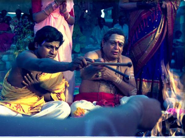 ನಾ ನೋಡಿದ ಹೊಸ ತಂತ್ರಜ್ಞಾನದ 'ಓಂ' ಚಿತ್ರ: ಸೆನ್ಸಾರ್ ಉಲ್ಲಂಘನೆ