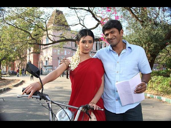 'Dodmane Huduga' shooting in brisk progress