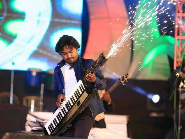 Arjun Janya Music concert in US, UK