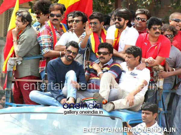 Kannada film industry bandh on 18th April