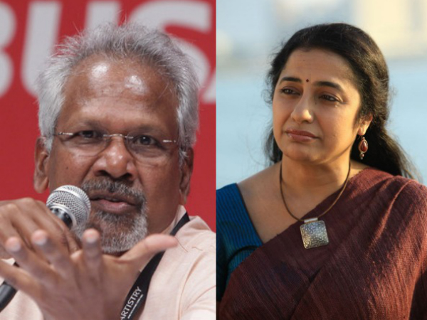 Mani Ratnam reaction on Suhasini harsh commets