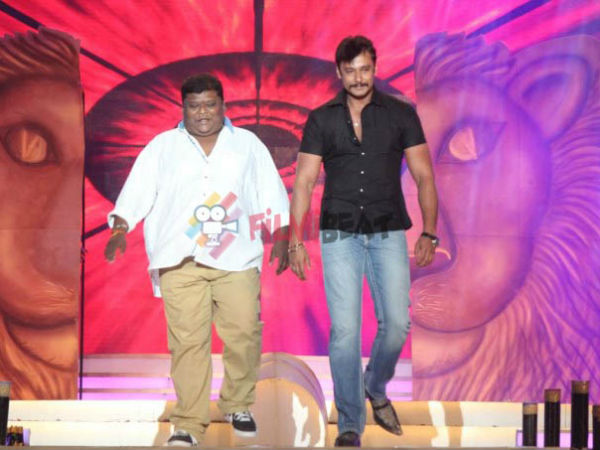 Bullet Prakash to produce Darshan's next