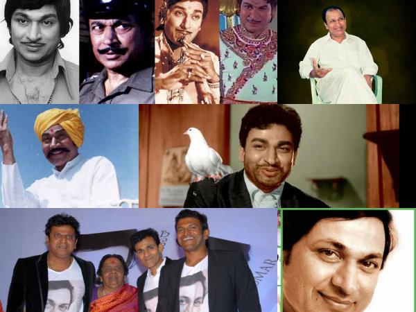 ರಾಜ್ ಅಭಿನಯದ 30 ಚಿತ್ರಗಳು, ಹುಟ್ಟುಹಬ್ಬ ವಿಶೇಷ