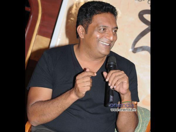 Prakash Raj turns singer for Size Zero