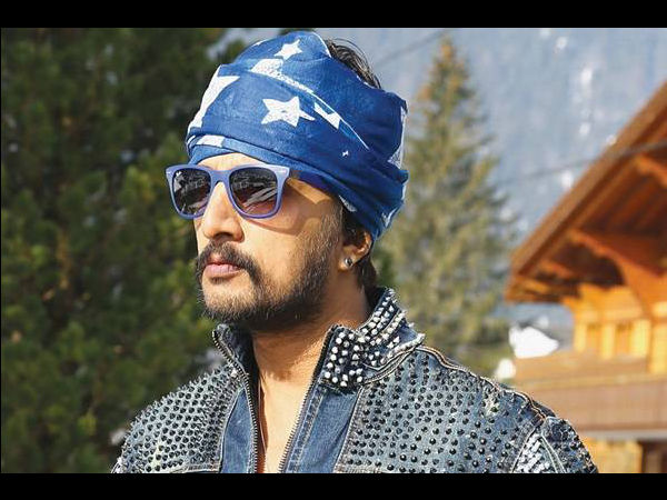 Sudeep To Work In Three Simultaneous Projects!