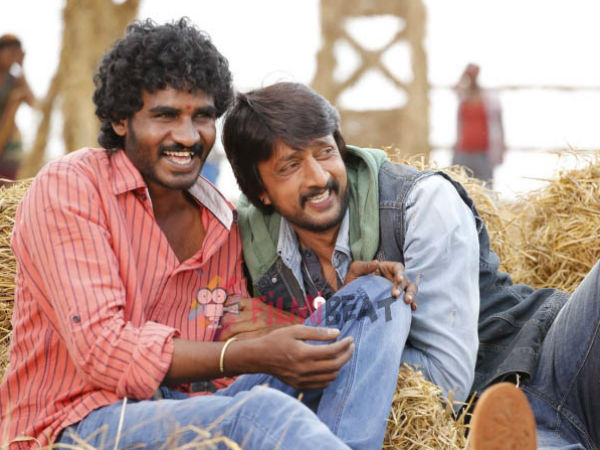 Chikkanna most wanted comedian for Kannada producers