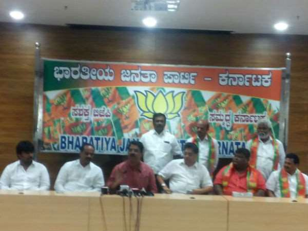 Kannada Actor Bullet Prakash joins BJP Party