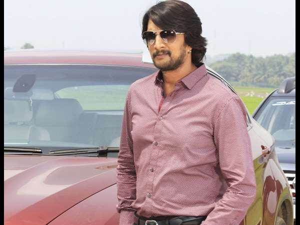 Kiccha Sudeep to star in Balupu remake?