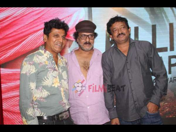 Shivarajkumar starrer 'Killing Veerappan' goes on floors