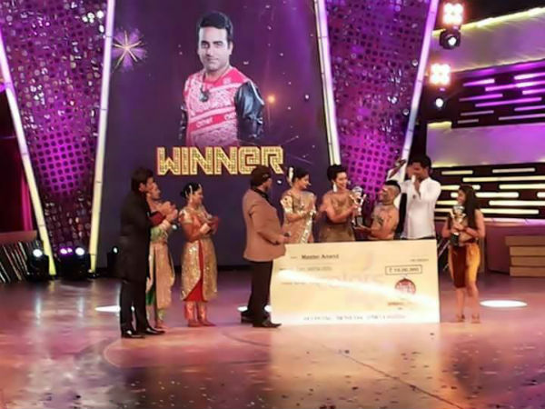 Dancing Star season 2: Master Anand won the title