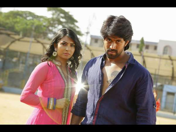Mr and Mrs Ramachari wins Filmfare Award in Best film and Best Actor Category