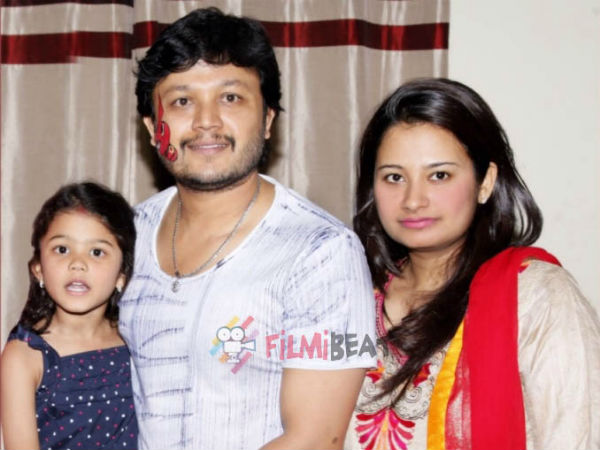 Shilpa Ganesh gifts a house for Husband Ganesh on his birthday