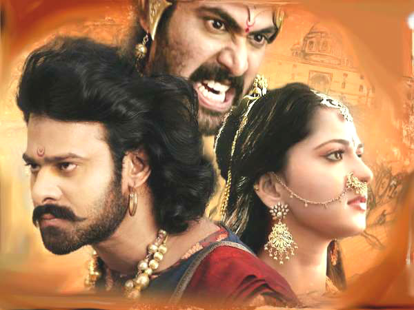 Never before: Telugu movie Bahubali released three theaters in K G Road, Bengaluru