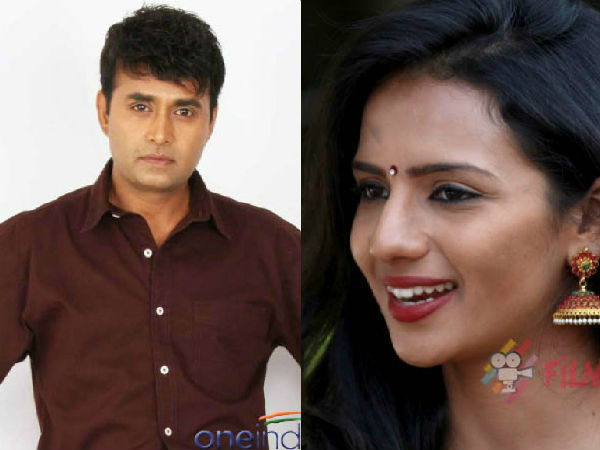 Sharan And Sruthi Hariharan In Harsha's 'Maruthi 800'!