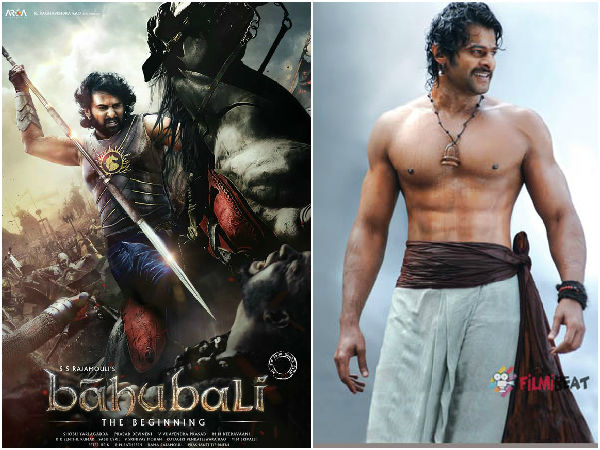 After watching Baahubali , what happened?