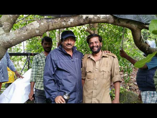 Role in RGV's 'Killing Veerappan' ; Director Gadda Viji interview