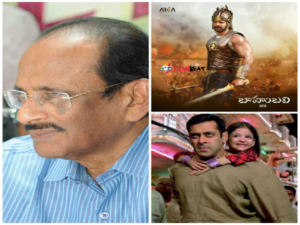 K.V.Vijayendra Prasad, The man who is behind the success of Baahubali and Bajrangi Bhaijaan