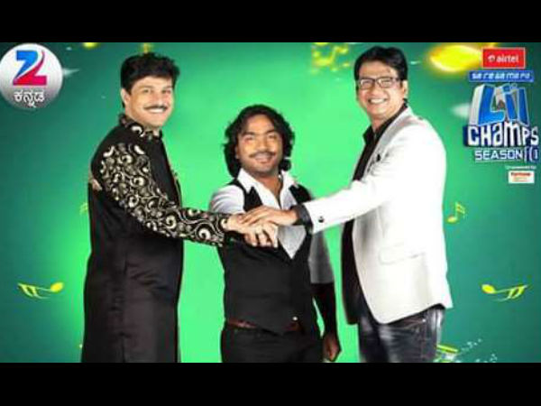 Music Director Arjun Janya to judge 'Saregamapa Littel Champs season 10th