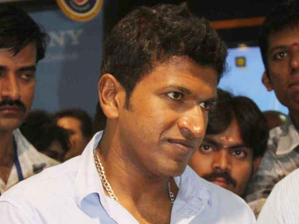 Kannada Actor Puneeth Rajkumar offers help to farmers in Mandya