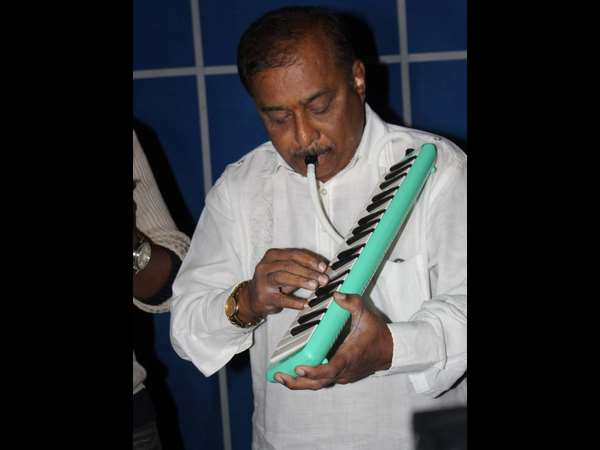 Kannada Music Director Hamsalekha health condition better