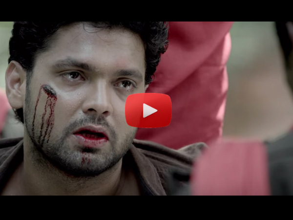 Watch Kannada movie 'Ricky' Official Trailer
