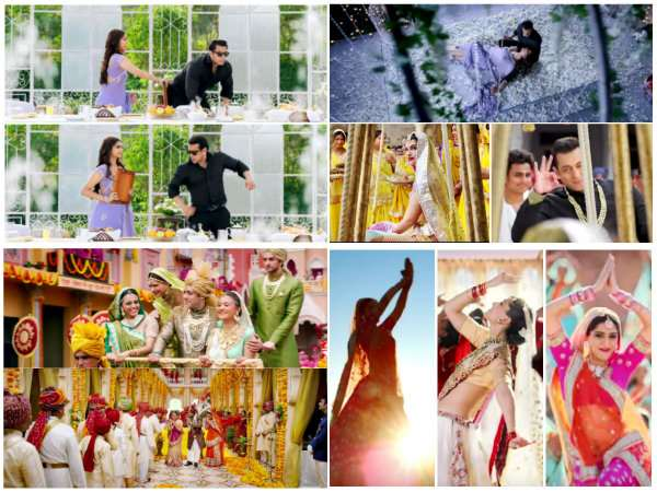 Watch Hindi Movie 'Prem Ratan Dhan Payo' Official Trailer