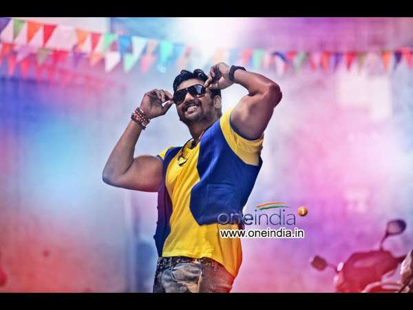 Dhruv Sarja's Bharjari to begin shooting on Vijayadashami