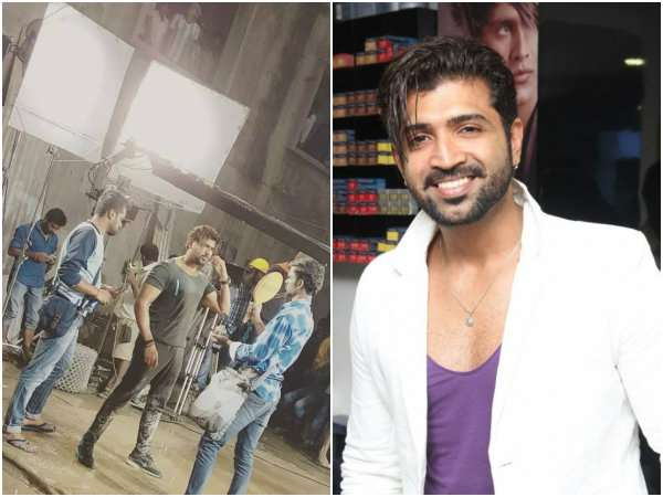 Kollywood Actor Arun Vijay is roped into play villain in 'Chakravyuha'
