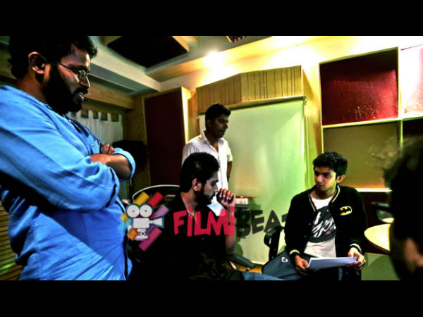 Tamil music director Anirudh Ravichander sings for kannada movie Jwalantham