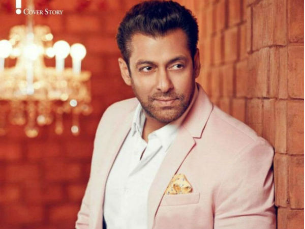 Hindi Actor Salman Khan likes 'Darling' song from kannada movie 'Mr. Airavatha'