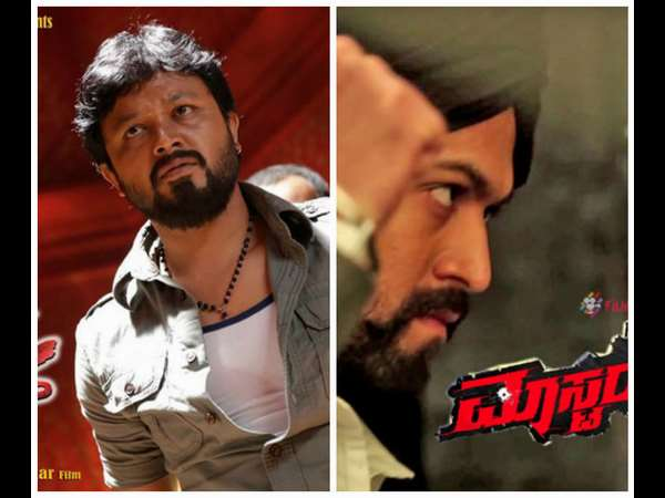 'Masterpiece'-'Style King', Biggest Box Office Clash between Yash-Ganesh