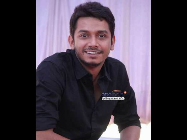 Kannada Movie 'Aryan' producer Kamar turns hero