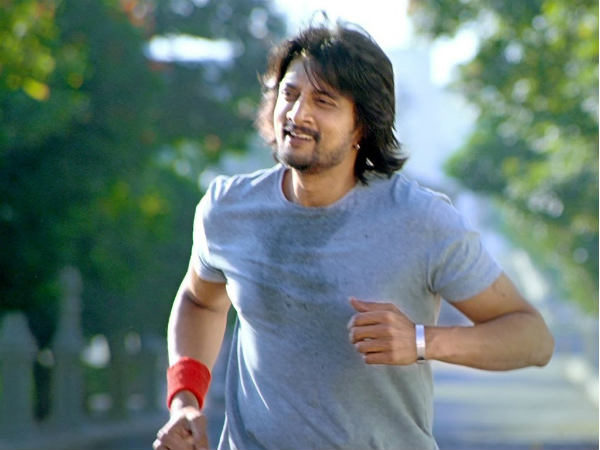 Kannada Actor Sudeep Spends Rs 10lakh on Deepavali