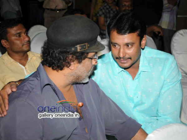 Kannada Actor Darshan to share screen with Ravichandran