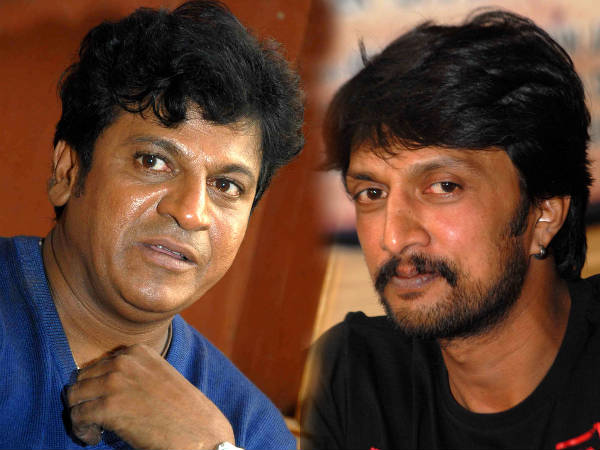 Kannada actor Shiva Rajkumar-Kichcha Sudeep together in director Prem's Next