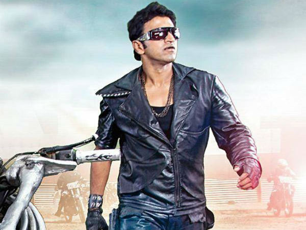 Kannada Movie 'Chakravyuha' may not be Power star Puneeth's 25th