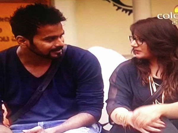 Bigg Boss Kannada 3 19th Day Higlights: contestants reveals their love