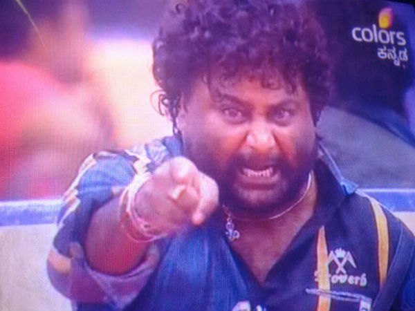 Huccha Venkat slaps co-Contestant: Eliminated from Bigg boss House reports