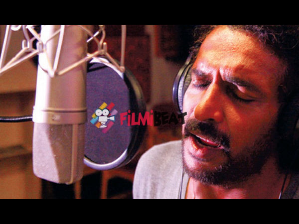 Real Star Upendra Croons For 4 Songs In A Day