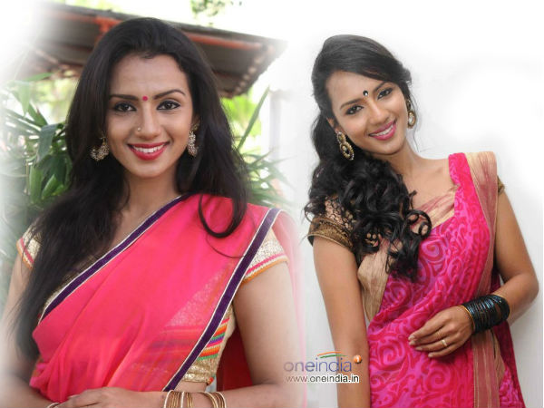 Kannada Actress Sruthi Hariharan Excited to play mother on screen