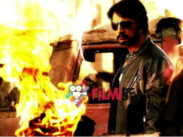 JUST IN: Sudeep Is All Excited About Hebbuli, Confirms On Twitter