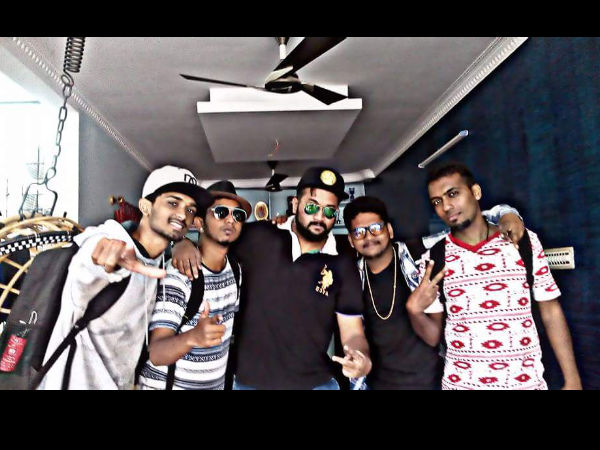 Kannada Mass Rap Song All.ok - Young engo