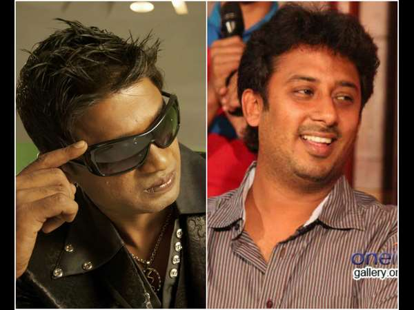Director Harsha to helm a project for Actor Duniya Vijay