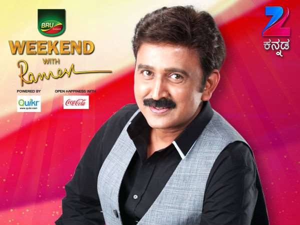 Kannada Actor Ramesh Aravind returns with 'Weekend with Ramesh' show